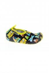 Newborn Naq1010 Chılds Naq1010 Aqua Sıyah.sarı Çocuk Deniz Havuz Ayakkabısı