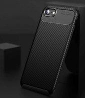 Edelfalke Apple İphone 6 Negro Silikon Kılıf Siyah
