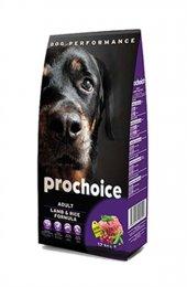 Pro Choice Kuzu Eti Ve Pirinçli Yetişkin Köpek Maması 12 Kg