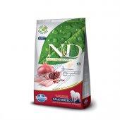 N&d Maxi, Tahılsız, Tavuk Ve Narlı Yetişkin Köpek Maması 12 Kg