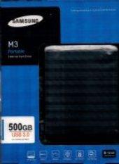 Samsung M3 500 Gb Harici Disk