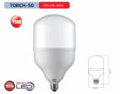 Horoz Torch 50 Beyaz Işık E 27 50 Watt 4000 Lümen Led Ampul