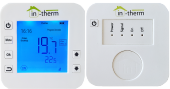 In Therm Mrl 300 Rf Tm Dijital Kablosuz Oda Termostatı İn Therm