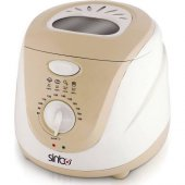 Sinbo Sdf3817 Fritöz Patates Kızartma Makinesi Patates Pişirme Makinesi Çıkarılabilir Hazneli