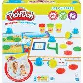 Play Doh Rakamları Ve Saymayı Öğreniyorum