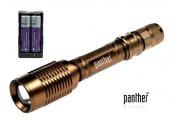 Panther Pt 4285 T6 Led Şarjlı El Feneri