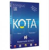 Tonguç 8, Sınıf Lgs Kota Matematik