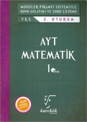 Karekök Yayınları Ayt Matematik Mps 1. Kitap