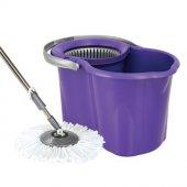 13l Spin Mop Eco Dönerbaşlıklı Mop 100yerli Üretim Temizlik Seti
