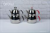 çaydanlık Arow Aile Boyu Çaydanlık Çelik Çaydanlık