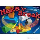 265558 Ravensburger Make N Break Kutu Oyunu