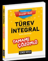 şenol Hoca Türev Ve İntegral Tamamı Çözümlü Soru Bankası