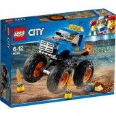 Lego City 60180 Canavar Kamyon