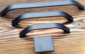 Metax Kare Tek Vidalı Kulp Düğme Mobilya Çekmece Dolap Kulpu Mat