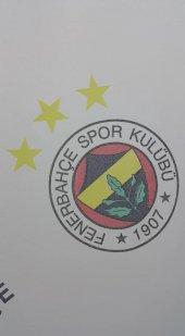 Fenerbahçe Hazır Lisanslı Tül Perde