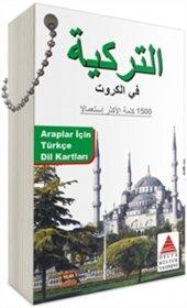 Araplar İçin Türkçe Dil Kartları Delta Yay