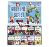 Bahar Gökyüzü Serisi 2. 3. Ve 4. Sınıflar Hikaye Kitabı 10 Kitap