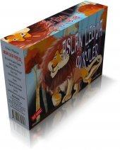 özyürek Yayınları Aslan Leoya Öyküler (10 Kitap)