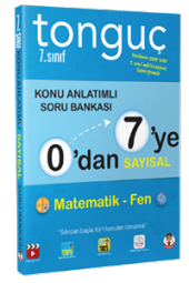 0' Dan 7' Ye Sayısal Konu Anlatımlı Soru Bankası