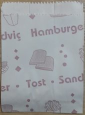 Kese Kağıdı Küçük Sandviç 10 Kg