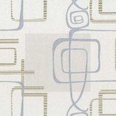Nadia 9716 1 Geometrik Desenli Duvar Kağıdı