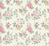 Floral Collection 5069 Non Woven Çiçekli Duvar Kağıdı