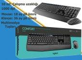 Logıtech Mk345 Kablosuz Usb Q Tr Mm Klavye Mouse Set 920 006514