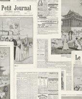 Crispy Paper 526516 Gazete Görünümlü Duvar Kağıdı