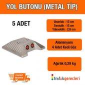 Yol Butonu (Metal) 5 Adet