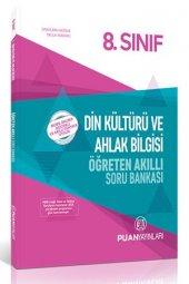 Puan Yayınları Teog 8. Sınıf Din Kültürü Ve Ahlak Bilgisi