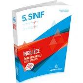 Puan 5. Sınıf İngilizce Öğreten Akıllı Soru Bankası