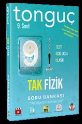 9.sınıf Tak Fizik Soru Bankası Tonguç Akademi Yayınları