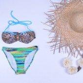 Endeep Kadın Dolgulu Bikini Mayo 21060