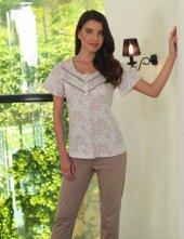 Mel Bee Bayan Pijama Takımı Pembe D 32