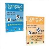 Tonguç Yayınları 6. Sınıf 0 Dan 6 Ya Sayısal Ve Sözel Konu Anlatımlı Soru Bankası Seti