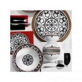 Kütahya Porselen 596612 Desen 24 Parça Yemek Takımı Zeugma