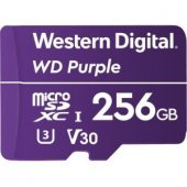 Wd 256gb Purple 60mb Class 10 Uhs I Micro Sd Wdd256g1p0a