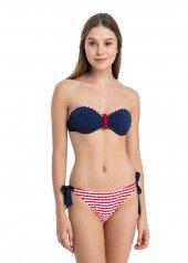 Dagi Kadın Straplez Bikini Takımı Kırmızı B0118y0368kır