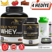 Torq Gold Whey Protein Tozu 2300 Gr + Zmaarginine Complex 90 Kapsül