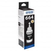 Epson T6641 L100 L200 70ml Siyah Mürekkep
