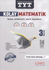 Limit Tyt Kolay Matematik Problemler Kitabı 2. Kitap