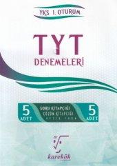 Tyt 5 Li Denemeleri Karekök Yayınları