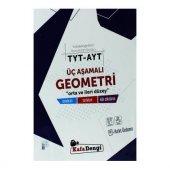 Kafadengi Tyt Ayt Üç Aşamalı Geometri Soru Bankası...