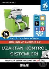 Arduino Ve Android İle Uzaktan Kontrol Sistemleri 33 Proje