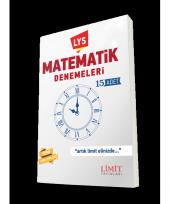 Limit Yayınları Lys Matematik Denemeleri 15 Adt(Yk...