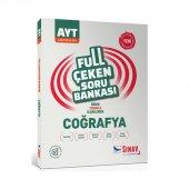 Sınav Yayınları Ayt Coğrafya Full Çeken Soru Bankası