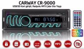 Carway Cr 9000 Bluetooth,fm Sd Usb Oto Teyp
