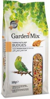 Garden Mix Super Premium Ballı Muhabbet Kuşu Yemi 500 Gr