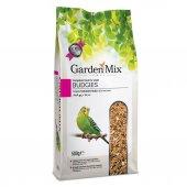 Gardenmix Platin Seri Muhabbet Kuş Yemi 500 Gr (5 Adet)