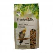 Gardenmix Parekeets Papağan Yemi 500 Gr (5 Adet)